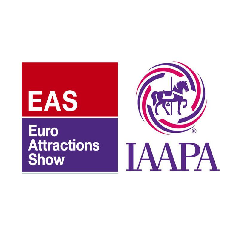 新闻详情 展会时间:2016年9月20日至2016年9月22日 展会地点:西班牙巴塞罗那国际会展中心 主办单位:国际游乐园及景点协会(IAAPA) 福龙游乐展位:2200&2300 展会简介: 欧洲国际游乐设备及主题公园展(EAS Euro Attraction Show )是该行业欧洲唯一的贸易展,主要以欧洲休闲和旅游景点为市场。拥有超过8000名买家。所涉及的行业有:主题公园,游乐园,家庭娱乐中心,保龄球馆,水上乐园,嘉年华会,旅游景点,动物园,博物馆,水族馆等,这些买家来自全球80多个不同国